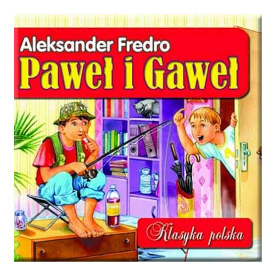 Książka Paweł i Gaweł. Klasyka polska Fredro Aleksander