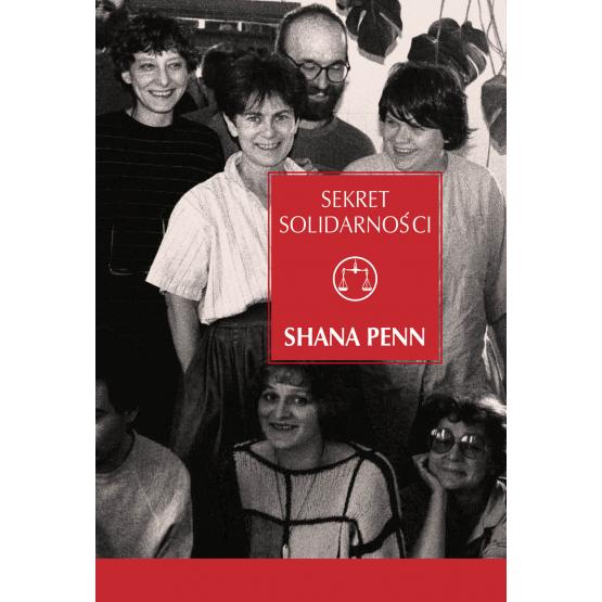 Książka Sekret solidarności Penn Shana