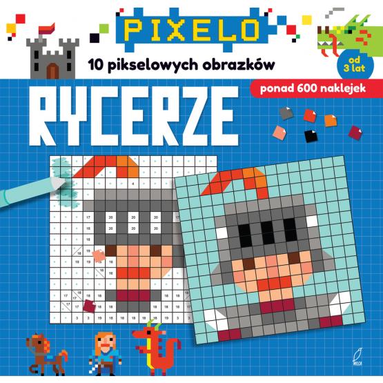Książka Rycerze. Pixelo Praca zbiorowa