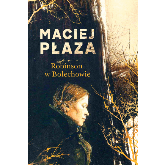 Książka Robinson w Bolechowie Płaza Maciej