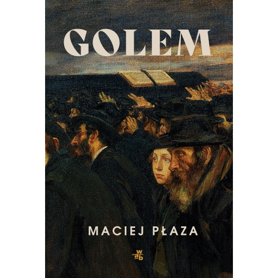 Książka Golem Maciej Płaza