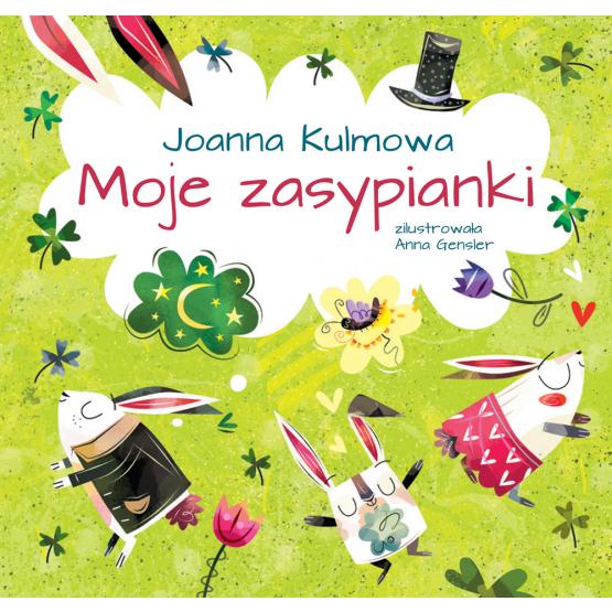 Książka Moje zasypianki Kulmowa Joanna