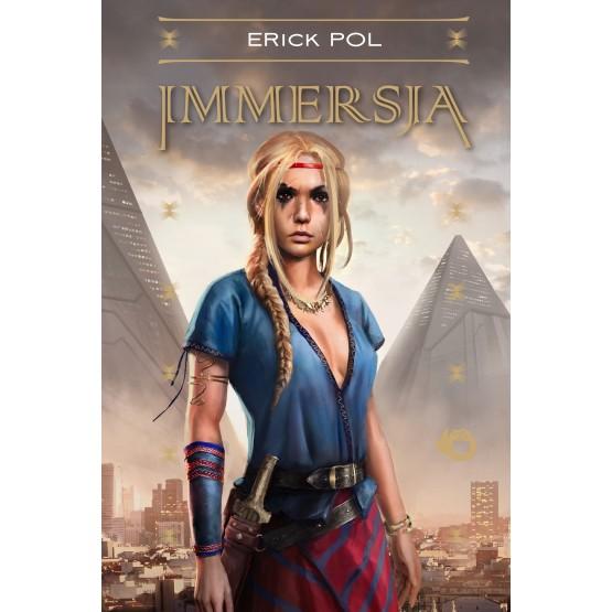 Książka Immersja Pol Erick