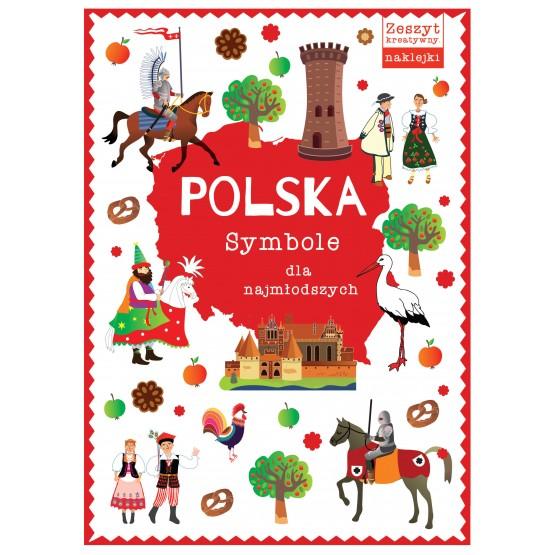Książka Polska. Symbole dla najmłodszych praca zbiorowa