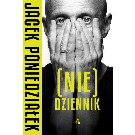 Książka (Nie)dziennik Jacek Poniedziałek