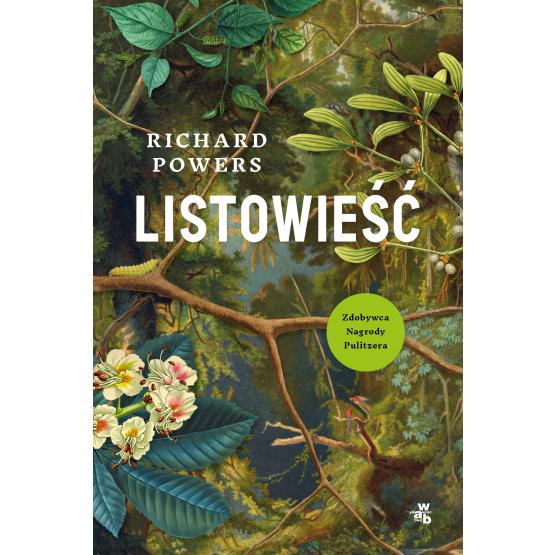 Książka Listowieść Richard Powers
