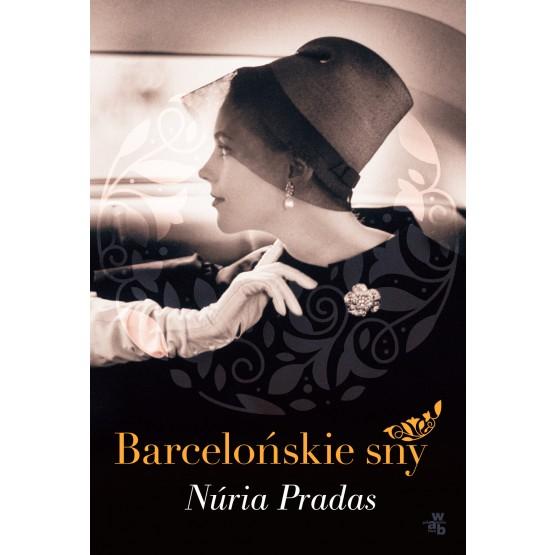 Książka Barcelońskie sny Pradas Nuria