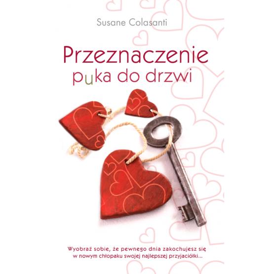 Książka Przeznaczenie puka do drzwi Colasanti Susane