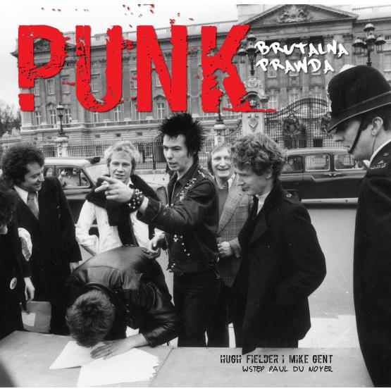 Książka Punk Fielder Hugh