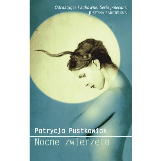 Książka Nocne zwierzęta Pustkowiak Patrycja