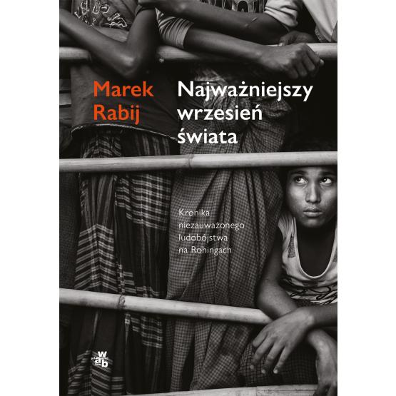Książka Najważniejszy wrzesień świata Marek Rabij