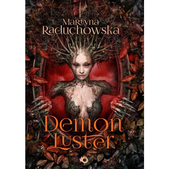 Książka Demon Luster Raduchowska Martyna