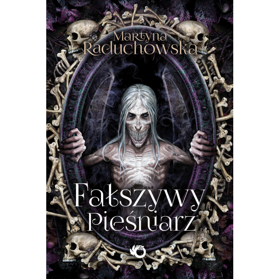 Książka Fałszywy pieśniarz. Z autografem Martyna Raduchowska