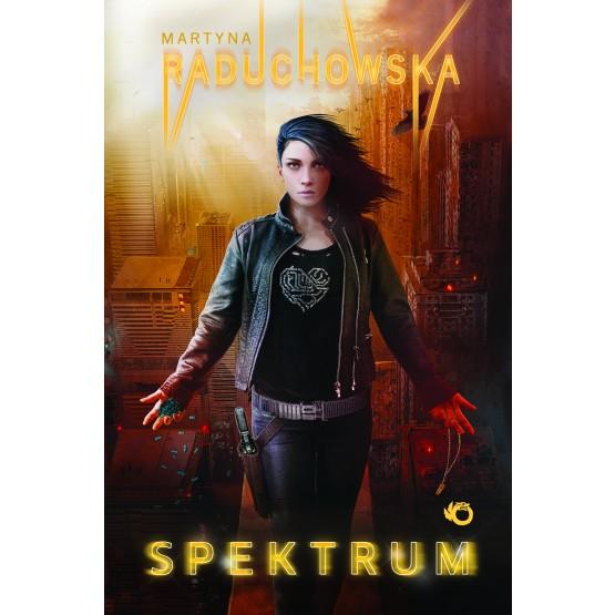 Książka Spektrum Raduchowska Martyna