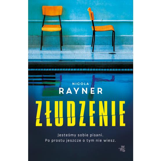 Książka Złudzenie Nicola Rayner