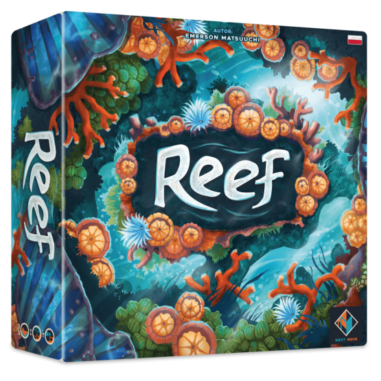 Gra fox 3a Reef