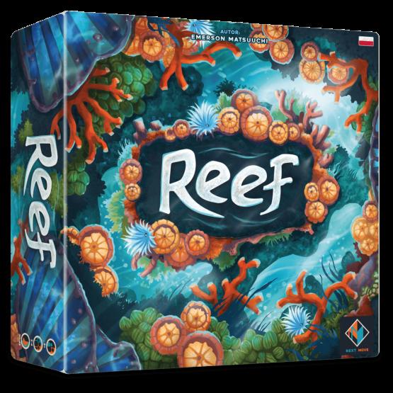 Gra logiczna Reef