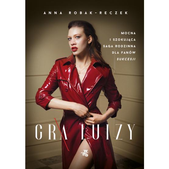 Książka Gra Luizy Anna Robak-Reczek