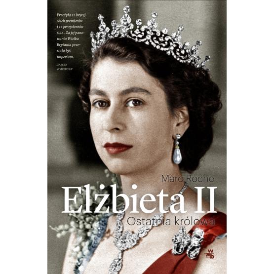 Książka Elżbieta II Roche Marc