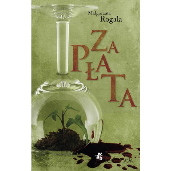 Książka Zapłata Rogala Małgorzata