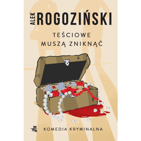 Książka Teściowie muszą zniknąć. Pocket Alek Rogoziński