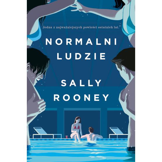 Książka Normalni ludzie Sally Rooney