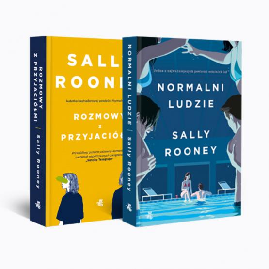 Książka Pakiet. Sally Rooney Sally Rooney