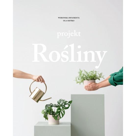 Książka Projekt Rośliny Muszkieta Weronika Sieńko Ola