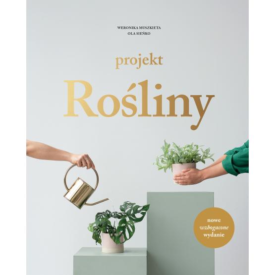 Książka Projekt Rośliny Ola Sieńko Weronika Muszkieta