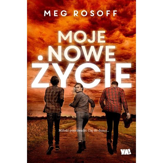 Książka Moje nowe życie Rosoff Meg