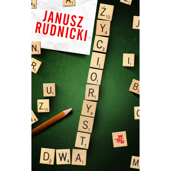 Książka Życiorysta dwa Rudnicki Janusz