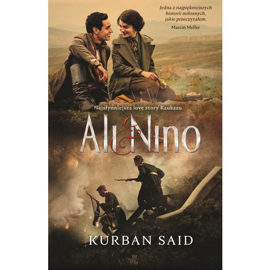 Książka Ali i Nino Said Kurban