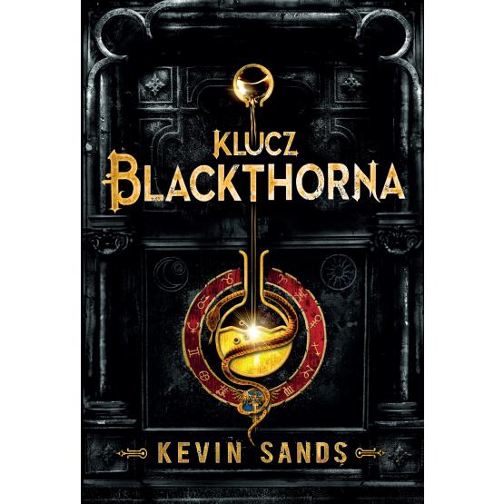 Książka Klucz Blackthorna Sands Kevin