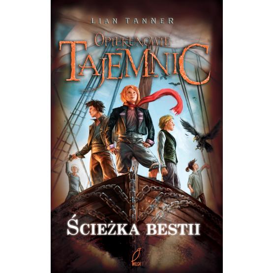 Książka Ścieżka bestii Tanner Lian