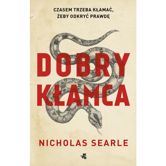 Książka Dobry kłamca Searle Nicholas