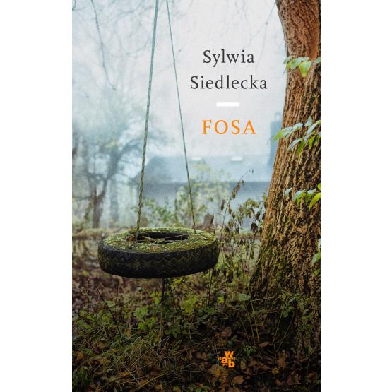 Książka Fosa Siedlecka Sylwia