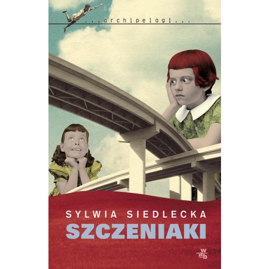 Książka Szczeniaki Siedlecka Sylwia