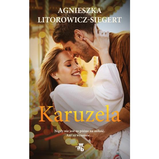 Książka Karuzela Agnieszka Litorowicz-Siegert