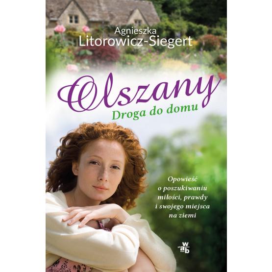 Książka Olszany. Droga do domu Agnieszka Litorowicz-Siegert