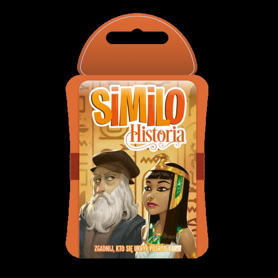 Gra karciana Similo. Historia