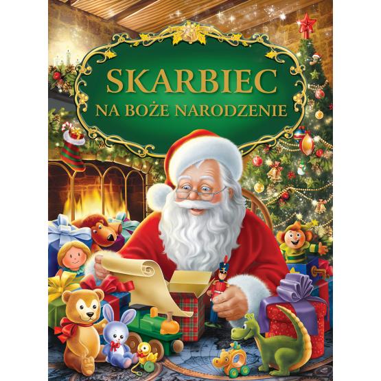 Książka Skarbiec na Boże Narodzenie Praca zbiorowa