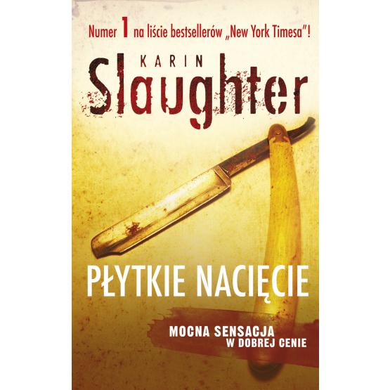 Książka Płytki nacięcie Slaughter Karin