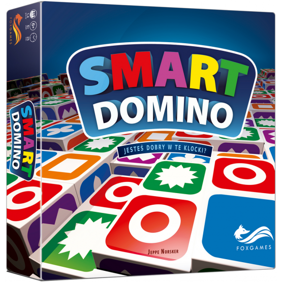 Gra fox 3a Smart Domino
