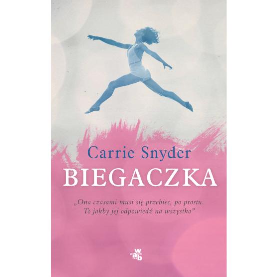 Książka Biegaczka Snyder Carrie