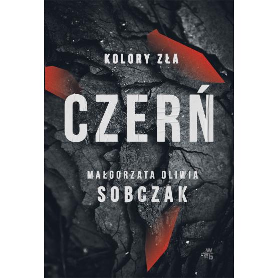 Książka Kolory zła. Czerń. Tom 2 Małgorzata Oliwia Sobczak