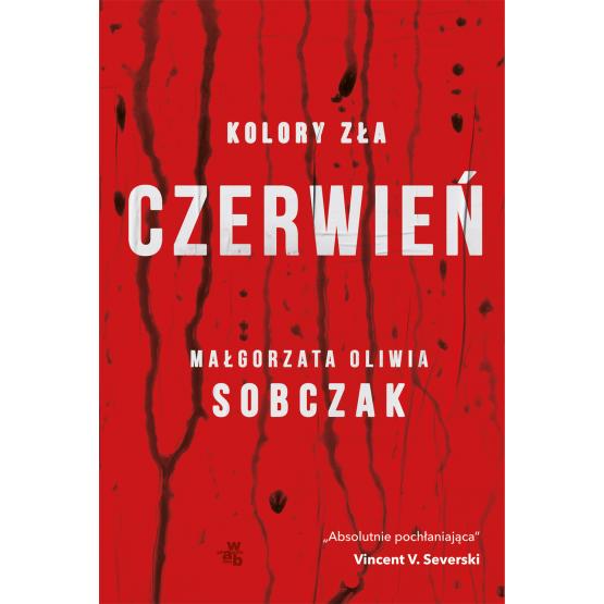 Książka Kolory zła. Czerwień. Tom 1. Pocket Małgorzata Oliwia Sobczak