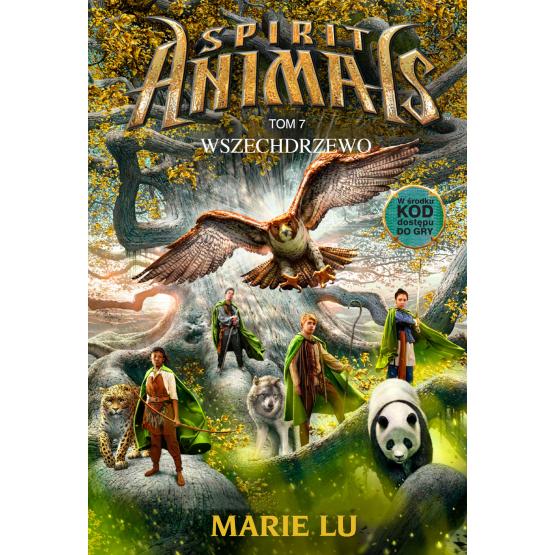 Książka Spirit Animals. Wszechdrzewo. Tom 7 Lu Marie