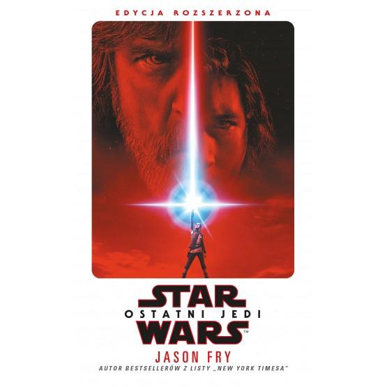Książka Star Wars. Ostatni Jedi Fry Jason