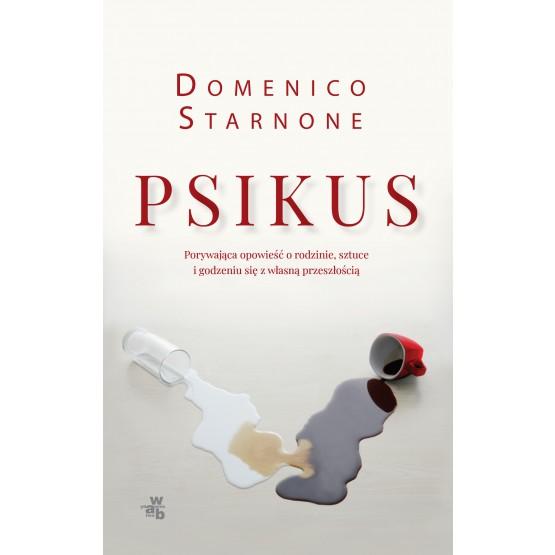 Książka Psikus Starnone Domenico