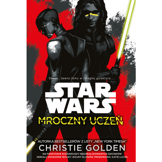 Książka Star Wars. Mroczny uczeń Golden Christie